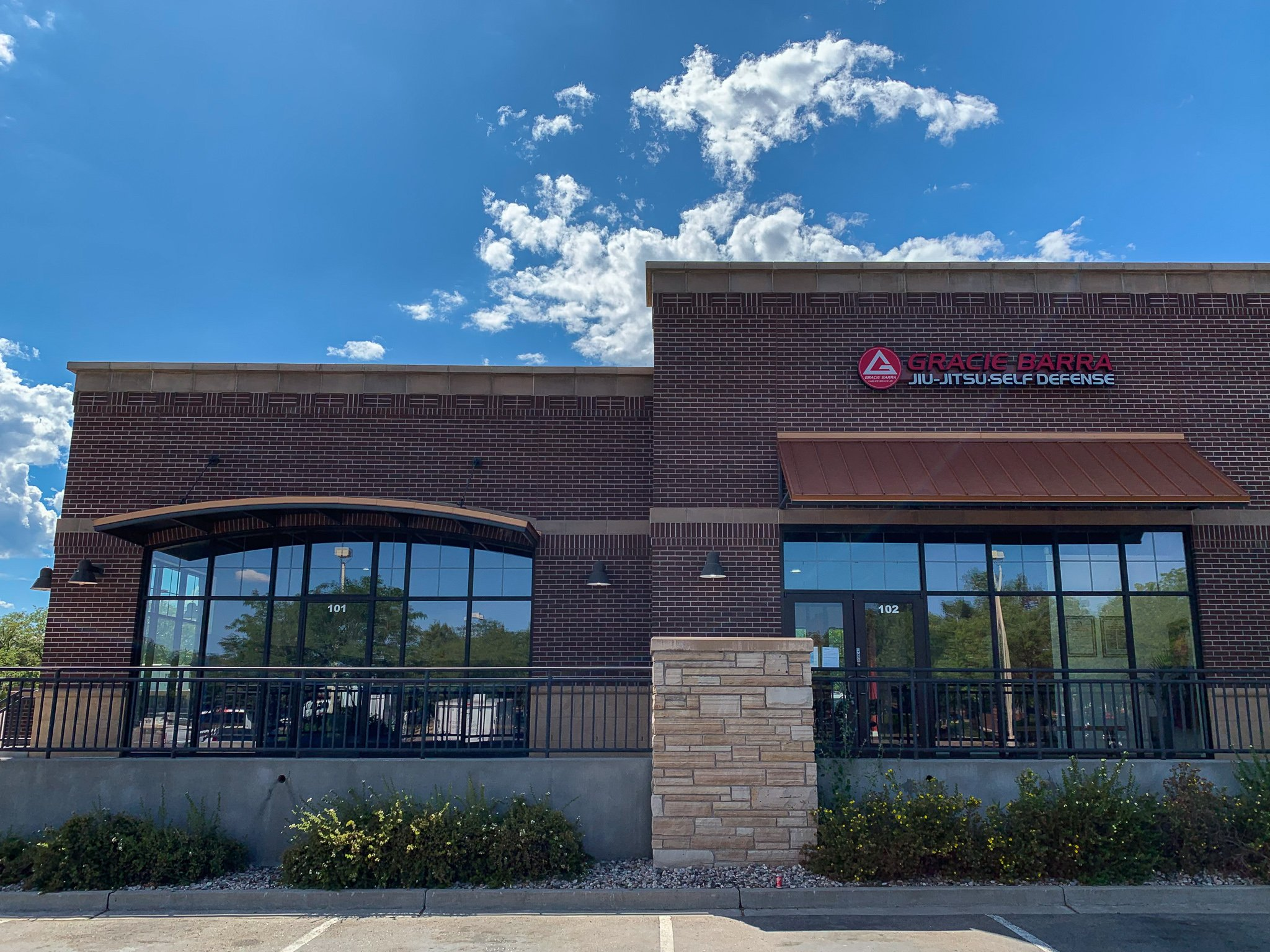Store Front of Gracie Barra Fort Collins